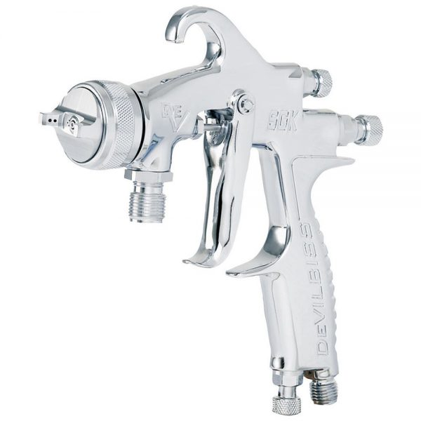 Pistola de Pintura HVLP-Transtec Presión DeVilbiss SGK-505-622