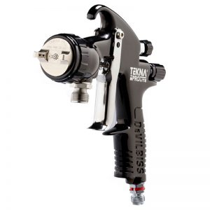 Pistola de Pintura HVLP-Transtec Presión DeVilbiss Tekna Prolite TKNP-TE40