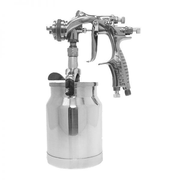 Pistola de Pintura HVLP-Transtec Succión DeVilbiss FLG-515-S18